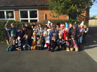 World book day y2
